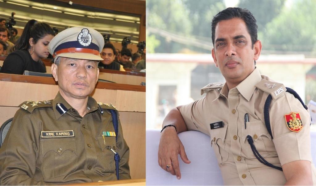 The Goan EveryDay: 2 IAS, 3 IPS officers transferred to Goa