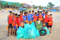 Saligao cleanup