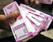 `2,000 note to be scrapped? Jaitley remains mum