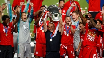Bayern crowned Kings of Europe