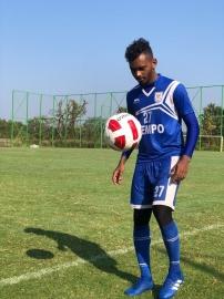 Striker Jaison Vaz joins FC Bengaluru Utd