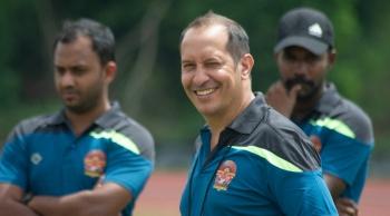 Spanish coach Varela set to join Churchill Brothers