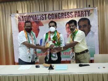 NCP will work to counter BJP's divisive politics: Adv Gautam
