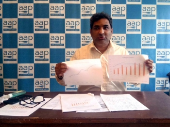 Ramp up testing in State: AAP