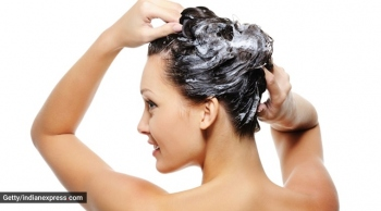 Got dry, damaged hair? Kitchen to the rescue