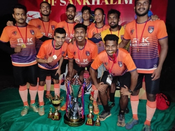 Maratha Warriors clinch first-ever League De Champions 2020