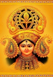 Happy Dussehra! Celebrating the 9 forms of Goddess Durga