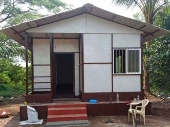 K'taka gets first eco-friendly 'recycled plastic house'