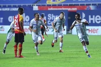 ATK Mohun Bagan claim derby spoils against East Bengal