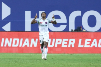 Mauricio's last-minute stunner salvages a point for Odisha