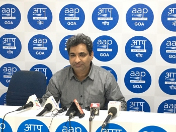 Sawant govt conspiring to increase coal supply without asking Goans: AAP