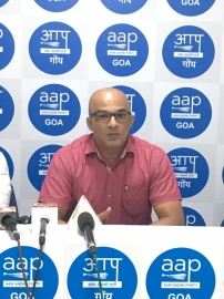 CM trying to stop protests under guise of COVID, Section 144 will not stop Goans: AAP