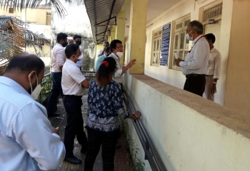 Chimbel SHC to be set up   in Old Age Home premises