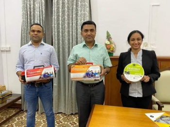 Asier's Robokits launched by CM