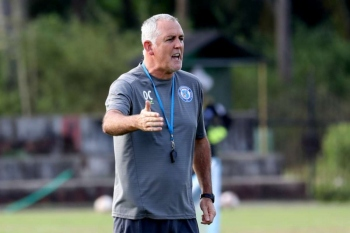 Coyle: Feels bad not to have won against Hyderabad