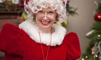 Santa was a lady once — is it time to bring her back?