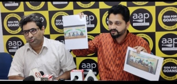 Congress, BJP hell-bent on making Goa drug den: AAP