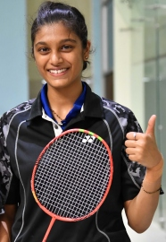Tanisha breaks into top-10 of world junior rankings