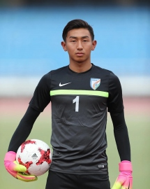 FC Goa rope in goalkeeper Dheeraj on long-term deal