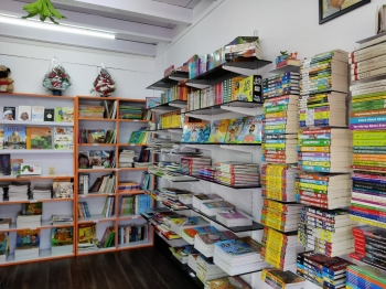 Bookstore and library opened in Mapusa
