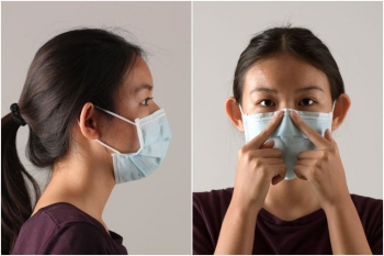 Proper fit of face masks is more important than material: Study