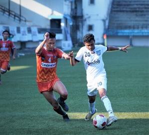 Panjim Footballers stun FC Goa