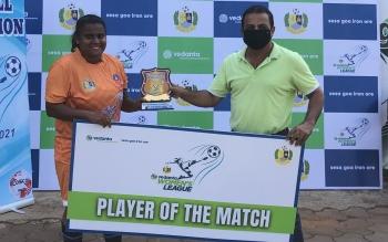 Stessi stars in FC Goa's big win over Compassion FC