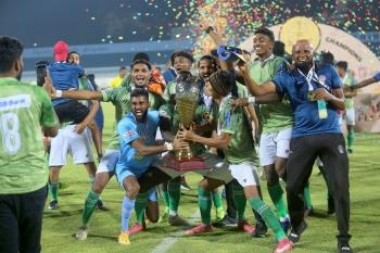 Gokulam Kerala win maiden I-League title, Churchill second