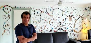 Miniature shoes send Aussie Goan into global fame