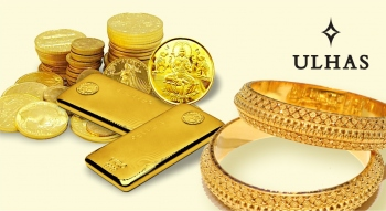 Special gold offer    at Ulhas Jewellers