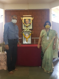 MES College, HSS mark birth centenary of Vasantrao Joshi
