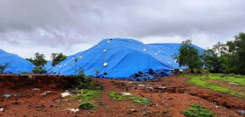 When will this hazardous waste at Cuncolim be shifted?