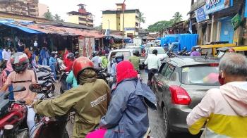 Lockdown curbs ease; huge rush in Margao markets