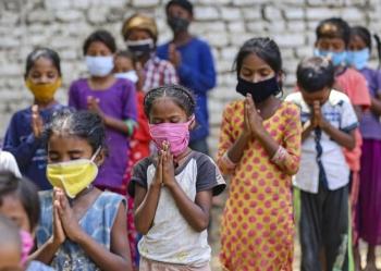 This 'super teacher' wants to empower slum children through education