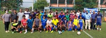 Salcete FC pre-season camp held