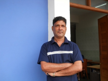 Afonso appalled by Indian football team's slow progress