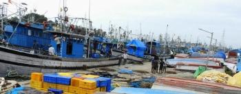 River Sal mouth bites day 1 of new fishing season