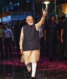 NARENDRA MODI BIRTHDAY: CONTINUOUSLY STRIVING TO BETTER OUR NATION