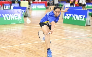 Nat masters badminton: Goa's Sandhya poised for double crown