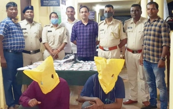 Two from Hyderabad arrested for thefts in Goa houses