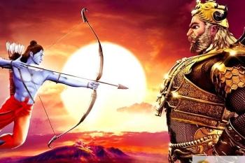 Vijayadashami: Triumph   of righteousness