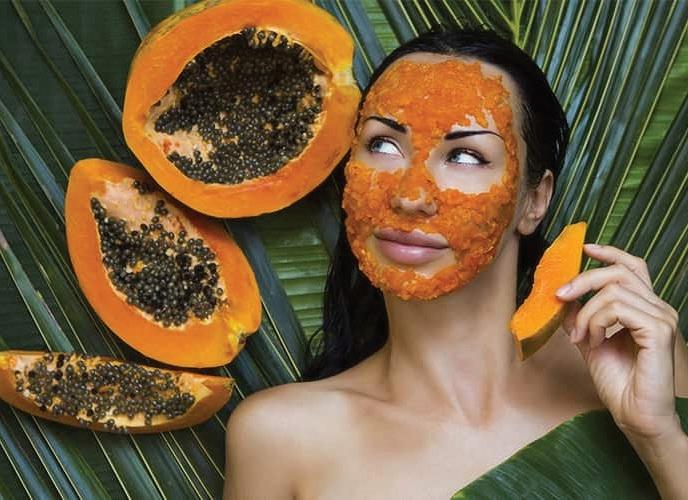 Fruit Face Packs