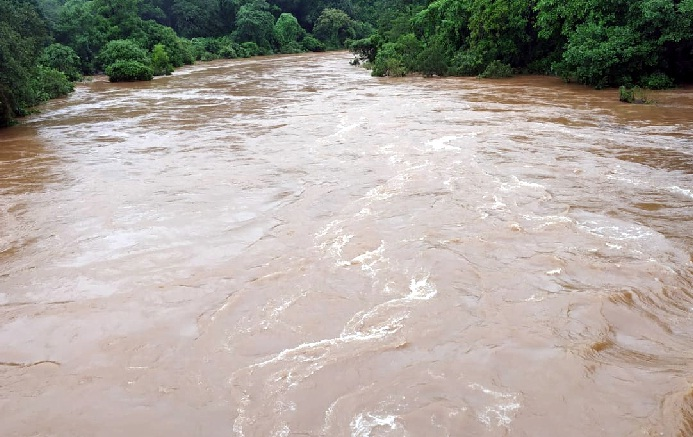Two rivers in Canacona rise, bring back memories of 2009