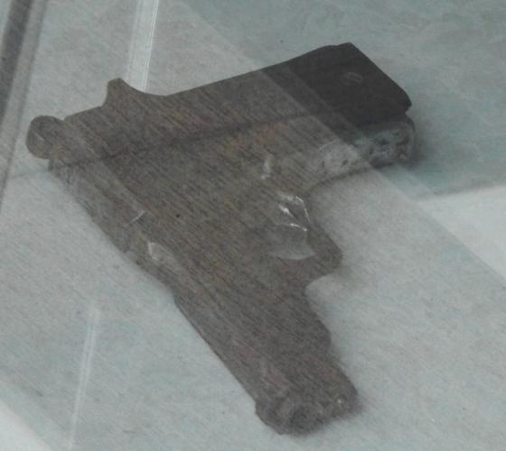 Team leaving state to establish source of pistol in Walke case