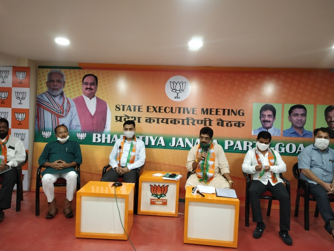 BJP will storm to power in 2022 assembly polls: Party president