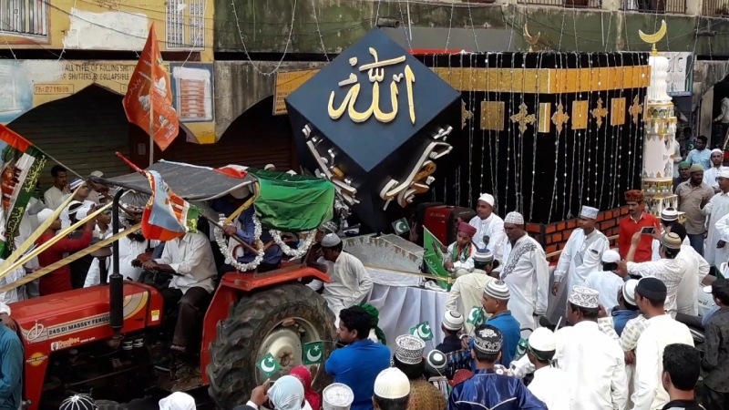 Eid-e-Milad: Muslims in Goa celebrate the Prophet's birthday