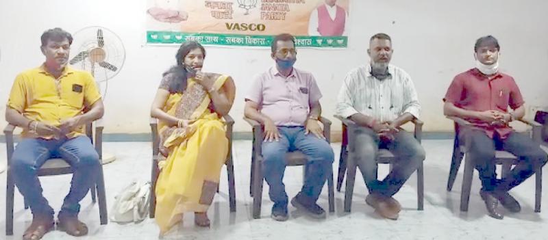 Mormugao BJP hails CM's decision on schemes, onion on ration cards