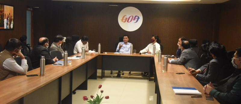 Delegation of National Law School meets CM, discusses project to set up international varsity