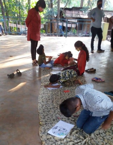 Children's Day celebrated at Big Foot