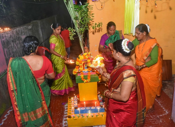 Tulsi Vivah traditions, celebrations in Goa